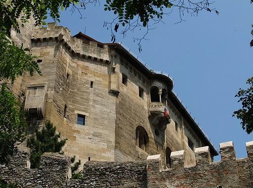 Руины Фрауенстайн, саксония - Burg Frauenstein 31487