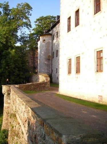 Руины Фрауенстайн, саксония - Burg Frauenstein 95234