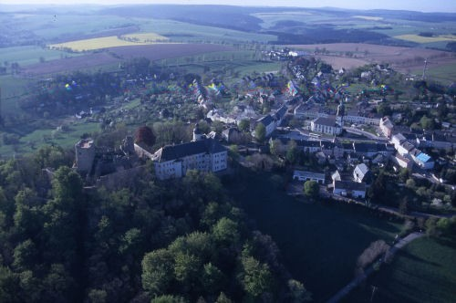 Руины Фрауенстайн, саксония - Burg Frauenstein 72896