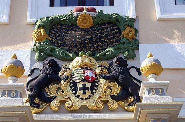 Крепость Делич (нем. Burg Delitzsch) 93478