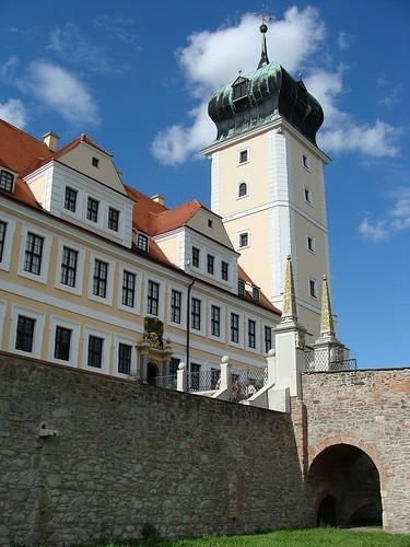 Крепость Делич (нем. Burg Delitzsch) 40645