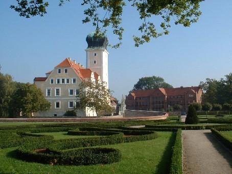 Крепость Делич (нем. Burg Delitzsch) 68495