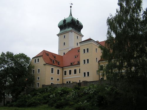 Крепость Делич (нем. Burg Delitzsch) 84947