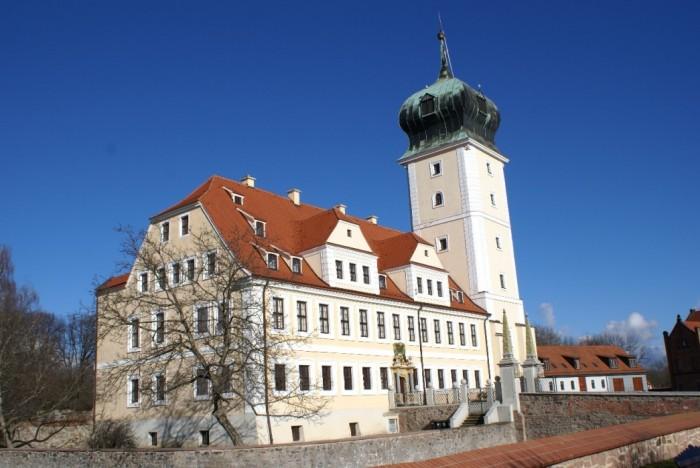 Крепость Делич (нем. Burg Delitzsch) 99152