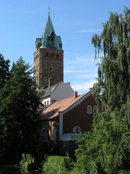 Крепость Делич (нем. Burg Delitzsch) 61634