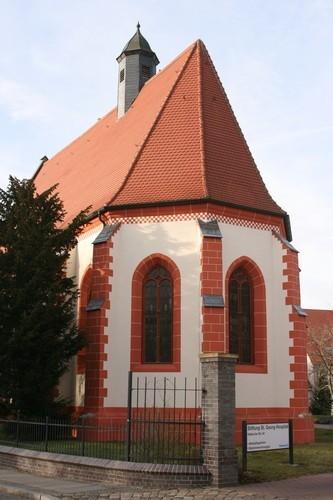 Крепость Делич (нем. Burg Delitzsch) 15317