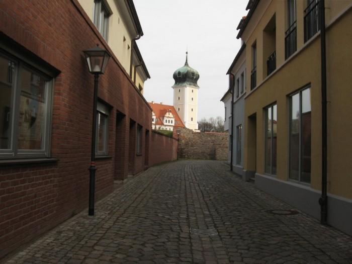 Крепость Делич (нем. Burg Delitzsch) 25650