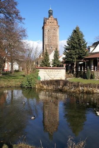 Крепость Делич (нем. Burg Delitzsch) 44160