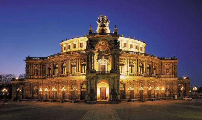 Опера Земпера, Дрезден 30606