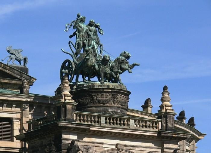 Опера Земпера, Дрезден 35420