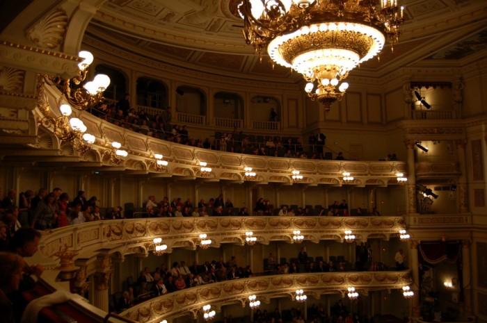 Опера Земпера, Дрезден 24897
