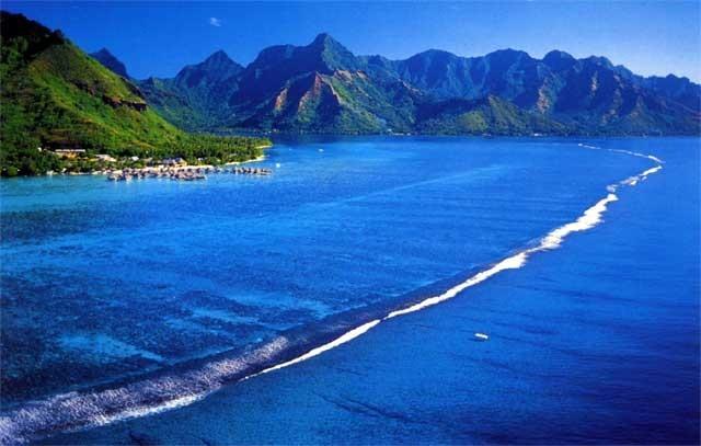 остров Морея