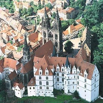 Крепость Альбрехтсбург (нем. Albrechtsburg) 75075