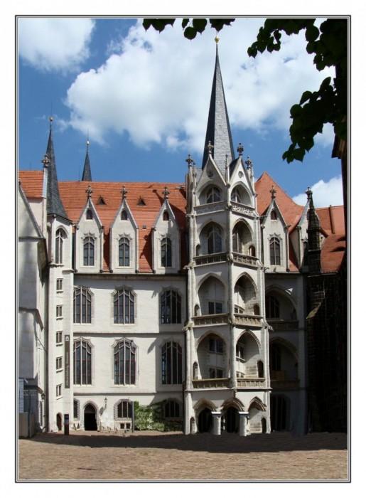 Крепость Альбрехтсбург (нем. Albrechtsburg) 50386