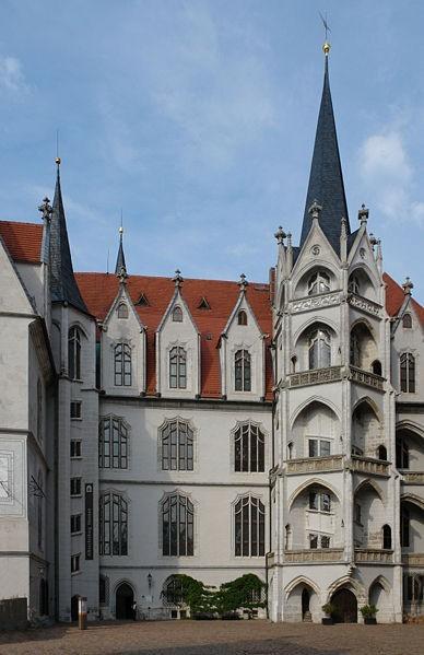 Крепость Альбрехтсбург (нем. Albrechtsburg) 85625