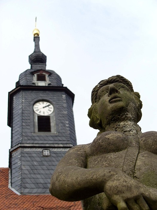 Крепость Альбрехтсбург (нем. Albrechtsburg) 55571