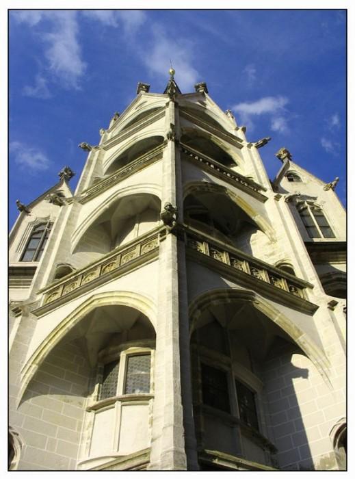 Крепость Альбрехтсбург (нем. Albrechtsburg) 40034
