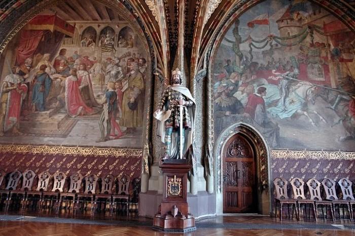 Крепость Альбрехтсбург (нем. Albrechtsburg) 21865