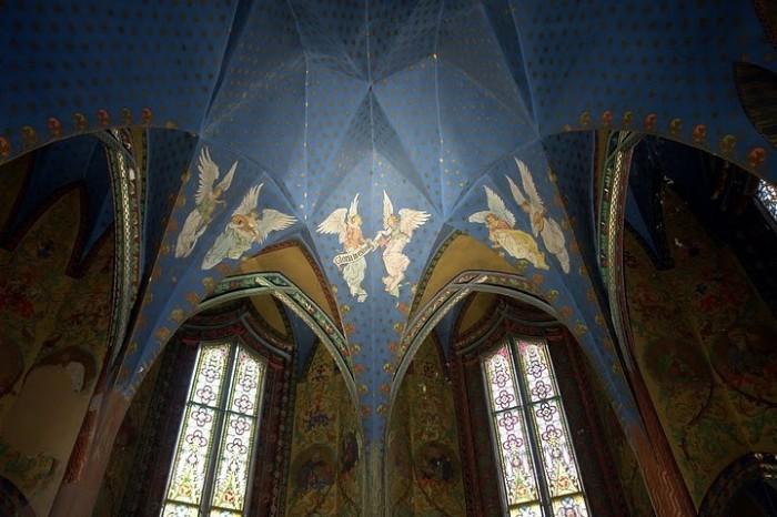 Крепость Альбрехтсбург (нем. Albrechtsburg) 21401