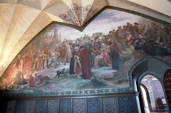 Крепость Альбрехтсбург (нем. Albrechtsburg) 75102
