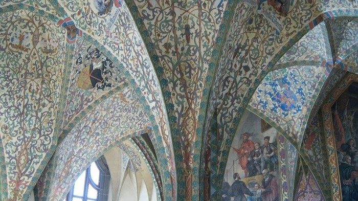 Крепость Альбрехтсбург (нем. Albrechtsburg) 20837