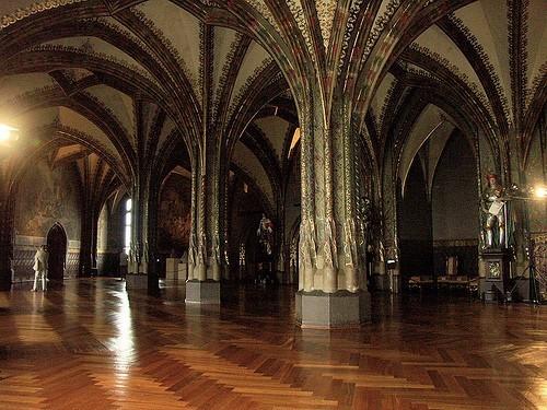 Крепость Альбрехтсбург (нем. Albrechtsburg) 13957