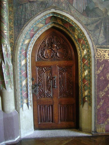 Крепость Альбрехтсбург (нем. Albrechtsburg) 85795