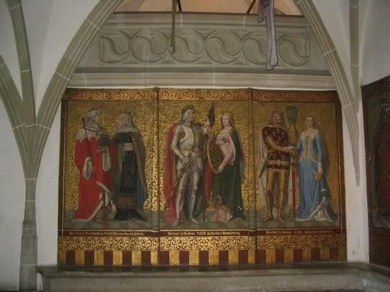 Крепость Альбрехтсбург (нем. Albrechtsburg) 27089