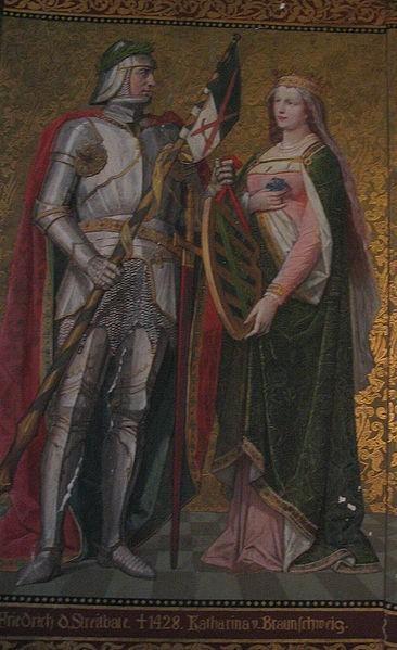 Крепость Альбрехтсбург (нем. Albrechtsburg) 48833