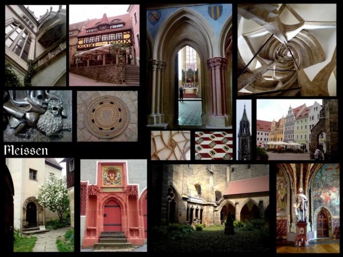 Крепость Альбрехтсбург (нем. Albrechtsburg) 49323