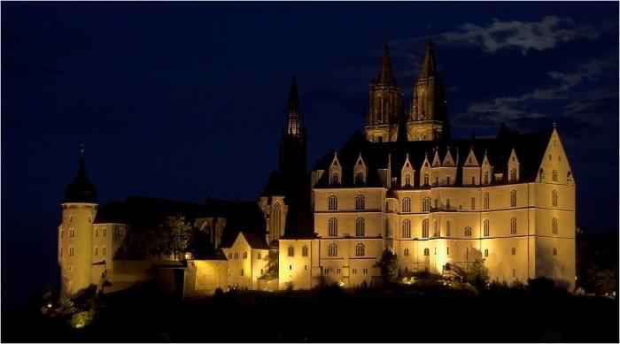 Крепость Альбрехтсбург (нем. Albrechtsburg) 47025