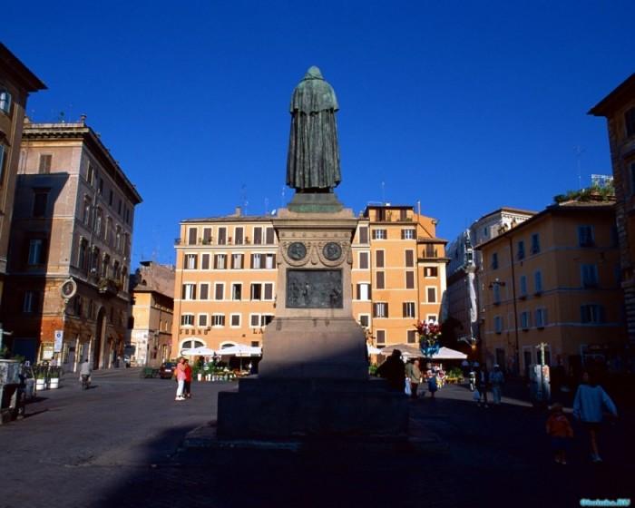 Памятники и архитектура италии