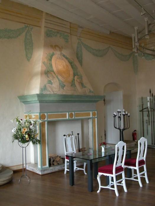 Замок Носсен (нем. Schloss Nossen) 77902