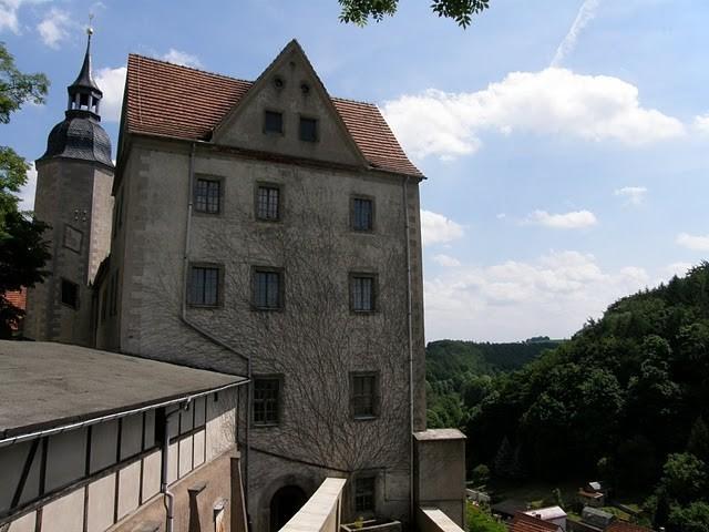 Замок Носсен (нем. Schloss Nossen) 60817