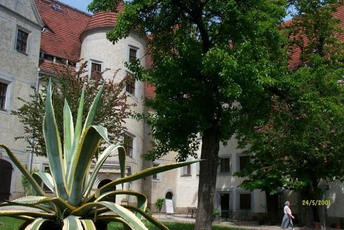 Замок Носсен (нем. Schloss Nossen) 88906