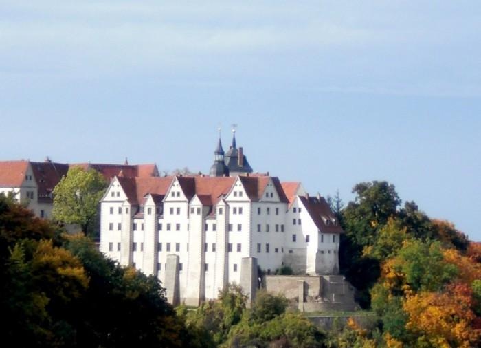 Замок Носсен (нем. Schloss Nossen) 19421