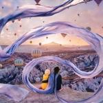 Мир такой большой и такой красивый, и так мало весен в человеческой жизни.