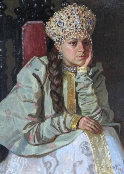 Мария Темрюкова