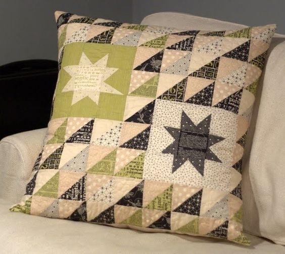 Подушки для декора фото и схемы