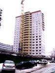 строительство жилого комплекса на ул Фатежской