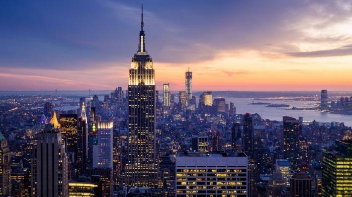 Нью-Йорк. Количество миллиардеров: 79 Общее состояние: 364,6 млрд долларов Самый богатый житель: Майкл Блумберг (40 млрд долларов)