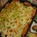 Рулетики из кабачков и моркови