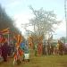Штаб НОД закупил много флагов Национально Освободительного Движения