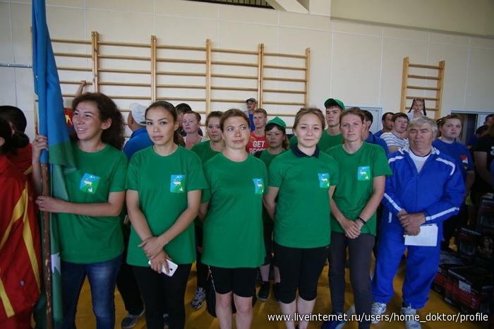 Наши участники, спортивная гордость района
