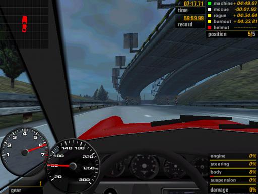 Скачать торрент Need For Speed V Porsche Unleashed [ENG] (2