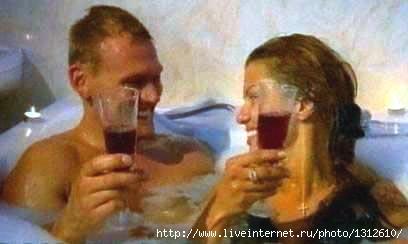 Степан Меньщиков и Виктория Боня.