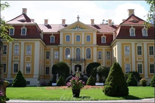Замок Рамменау (нем. Barockschloss Rammenau) 52608