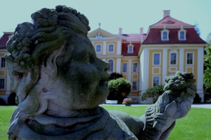 Замок Рамменау (нем. Barockschloss Rammenau) 10532