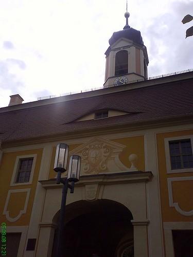 Замок Рамменау (нем. Barockschloss Rammenau) 48181