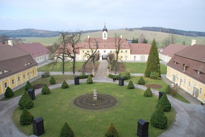 Замок Рамменау (нем. Barockschloss Rammenau) 71343